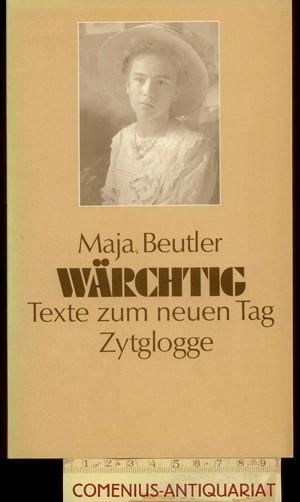 Beutler .:. Waerchtig