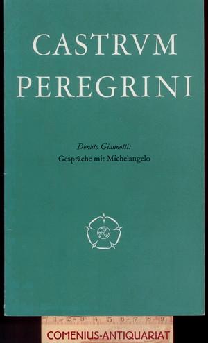 Giannotti .:. Gespraeche mit Michelangelo