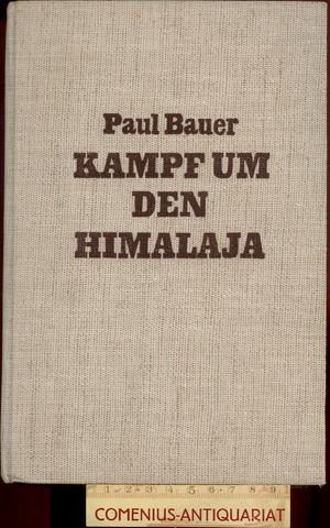 Bauer .:. Kampf um den Himalaja