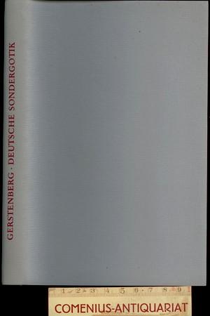 Gerstenberg .:. Deutsche Sondergotik