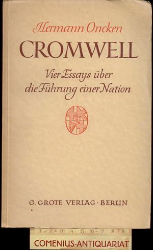 Oncken .:. Cromwell