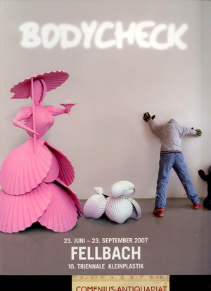 10. Triennale Kleinplastik .:. Bodycheck