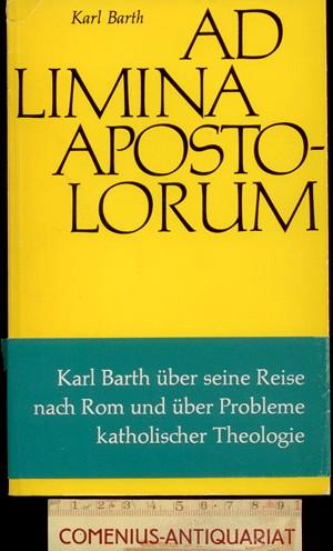 Barth .:. Ad limina apostolorum