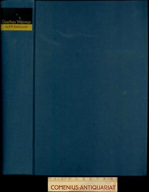 Biedrzynski .:.   Goethes Weimar