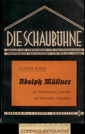 Koch .:. Adolph Muellner