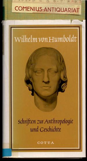 Humboldt .:. Anthropologie und Geschichte