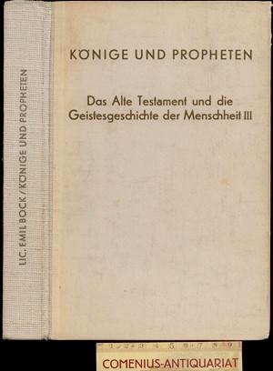 Bock .:. Koenige und Propheten