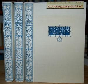 Angelus Silesius .:. Saemtliche poetische Werke