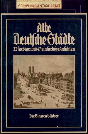 Alte .:. deutsche Staedte