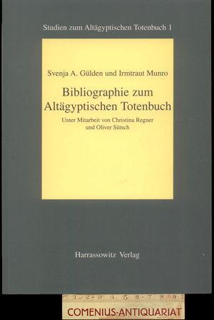 Guelden / Munro .:. Bibliographie zum altaegyptischen Totenbuch