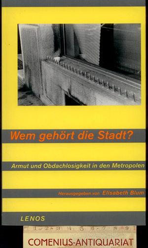 Blum .:. Wem gehoert die Stadt?