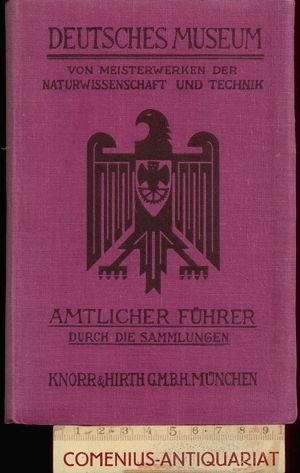 Deutsches Museum .:. Amtlicher Fuehrer 1928