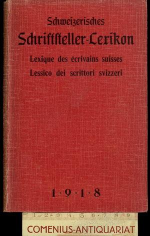Aellen .:. Schweizerisches Schriftsteller-Lexikon