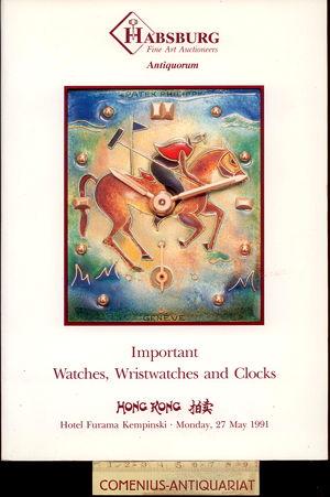 Habsburg Antiquorum .:. Important Watches