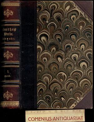 Goethes .:. Werke [1]