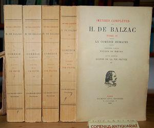 Balzac .:. Scenes de la vie privee