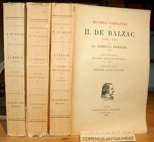 Balzac .:. Etudes philosophiques