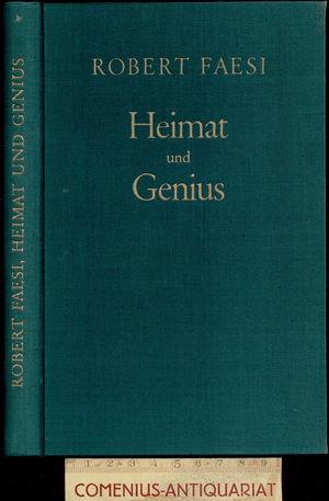 Faesi .:. Heimat und Genius