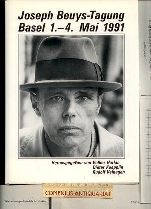 Basel 1991 .:. Joseph-Beuys-Tagung