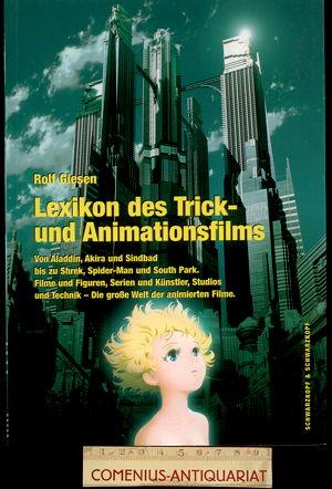 Giesen .:. Lexikon des Trick- und Animationsfilms