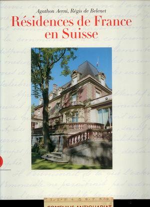Aerni / Belenet .:. Residences de France en Suisse