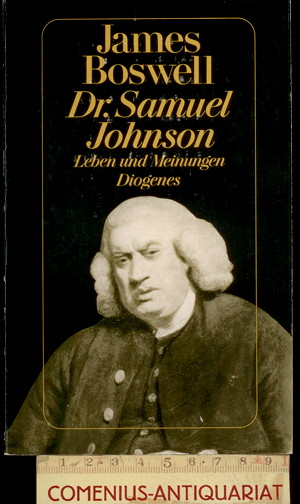 Boswell .:. Dr. Samuel Johnson