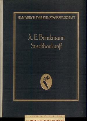 Brinckmann .:. Stadtbaukunst