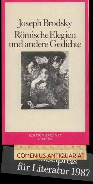 Brodsky .:. Roemische Elegien