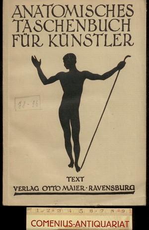 Anatomisches Taschenbuch .:. fuer Kuenstler