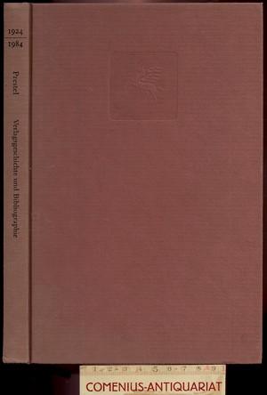 Prestel-Verlag .:. 1924 - 1984