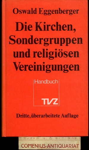 Eggenberger .:. Die Kirchen, Sondergruppen