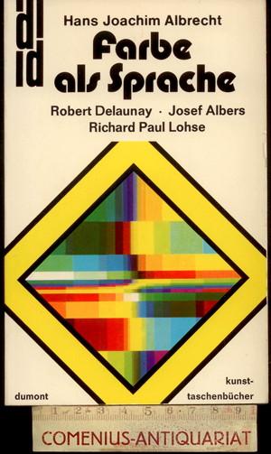 Albrecht .:. Farbe als Sprache