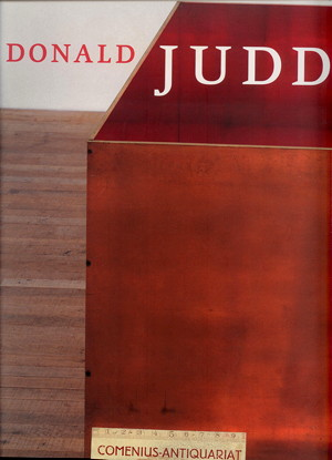 Serota .:. Donald Judd