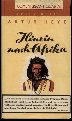 Heye .:. Hinein nach Afrika