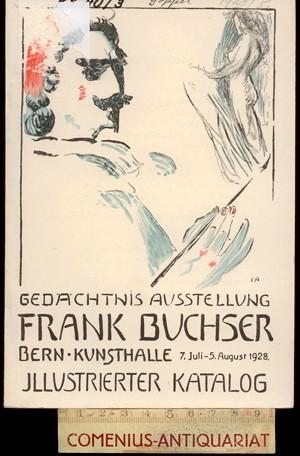 Buchser .:. Gedaechtnis-Ausstellung 1928