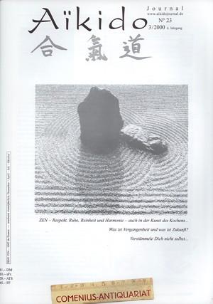 Aikidojournal .:. 2000/3