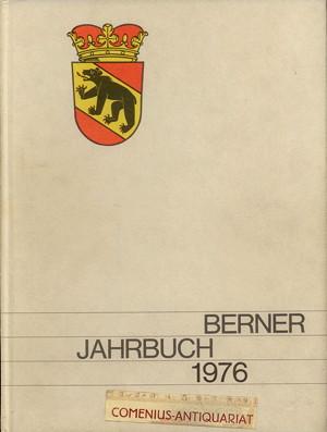 Berner .:. Von alten Pfarrhaeusern im Kanton Bern