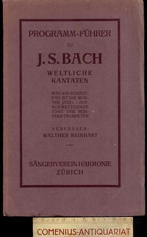 Bach .:. Weltliche Kantaten