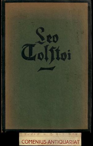 Blum .:. Leo Tolstoi