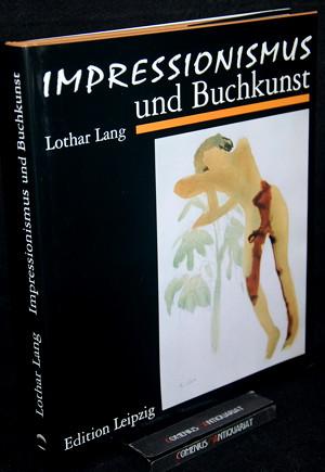Lang .:. Impressionismus und Buchkunst