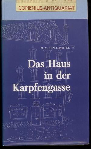 Ben-gavriel .:. Das Haus in der Karpfengasse