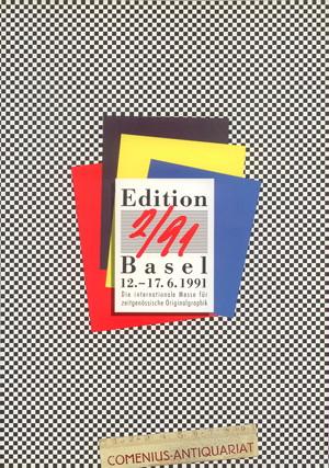Edition 2/91 .:. Zeitgenoessische Originalgraphik