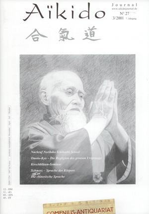 Aikidojournal .:. 2001/3