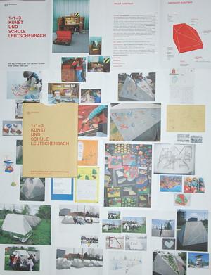1+1=3 .:. Kunst und Schule Leutschenbach