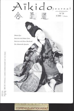 Aikidojournal .:. 2001/4