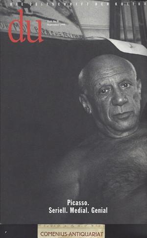 du. 1998/09 .:. Picasso. Seriell. Medial. Genial.