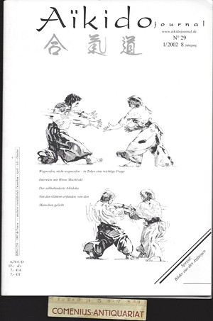 Aikidojournal .:. 2002/1