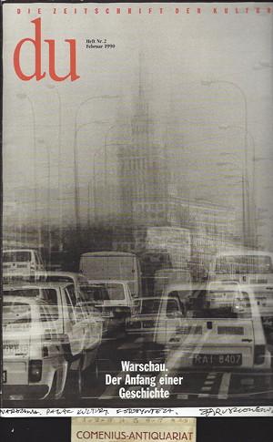 du 1990/02 .:. Warschau