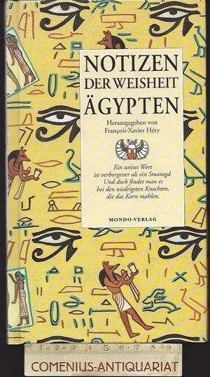 Hery / Enel .:. Notizen der Weisheit - Aegypten