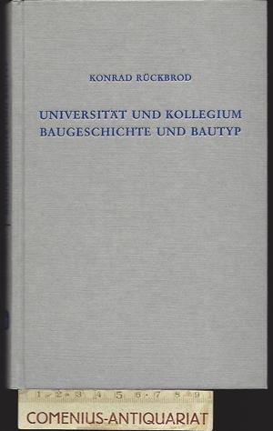 Rueckbrod .:. Universitaet und Kollegium